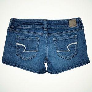 American Eagle Outfitters Shorts - American Eagle Outfitters Mini Shorts Sz 0 EUC